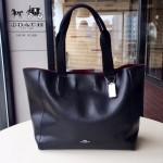 COACH-58660-5 專櫃新款軟皮實用大號托特tote女士手提包