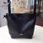 COACH-F58661-3 原單全牛皮簡單時尚女士購物包