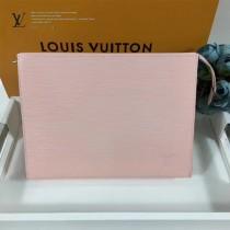 LV-M47542-3 原版皮盥洗袋EPI牛皮水波紋最新款手包化妝包