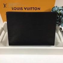 LV-M47542-2 原版皮盥洗袋EPI牛皮水波紋最新款手包化妝包