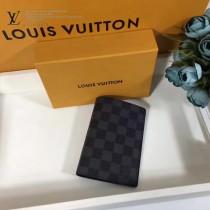 LV-N61226 時尚新款潮男必備經典男士REGULAR棋盤格 錢夾