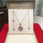 Bvlgari飾品-024-2 寶格麗時來運轉可旋轉925純銀材質項鏈