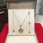 Bvlgari飾品-024 寶格麗時來運轉可旋轉925純銀材質項鏈