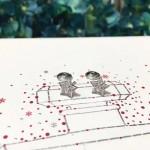 CHANEL 飾品-011 香奈兒薩爾斯堡系列八星八箭手工鑲嵌水鑽925純銀耳釘