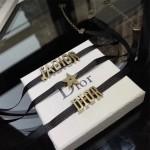 DIOR 飾品-023 最新款時尚潮流choker項鏈手鏈兩用款