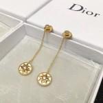 DIOR飾品-011-4 angelbaby同款高級珠寶羅盤玫瑰系列18K金材質耳釘