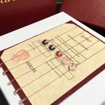 CARTIER飾品-019-2 專櫃新品百搭925純銀電鍍五金護身符手鏈