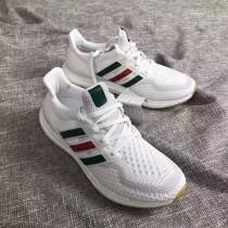ADIDAS-32-2 夏季新品男士adidas&gucci聯名合作款2888真標真爆版本休閒運動跑步鞋