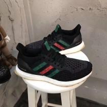 ADIDAS-32-3 夏季新品男士adidas&gucci聯名合作款2888真標真爆版本休閒運動跑步鞋