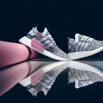 ADIDAS-34 人氣新款adidas NMD R2 Primeknit真標真爆版本女款休閒運動跑步鞋