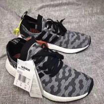 ADIDAS-33 人氣新款adidas NMD R2 Primeknit真標真爆版本情侶款休閒運動跑步鞋