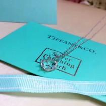 Tiffany & Co-015 蒂芙尼最新款925純銀皇冠項鏈