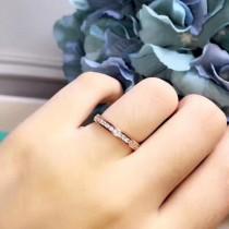 Tiffany & Co-014 最火電視劇我的前半生唐晶袁泉同款S925純銀T家戒指