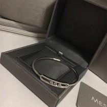 messika-01 梅西卡新款925純銀鑲嵌施華洛世奇水晶手環