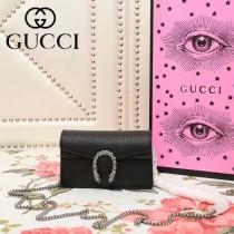 GUCCI-476432-3 Nano mini酒神包可拆卸當手包錢包多功能新款潮流女士單肩包