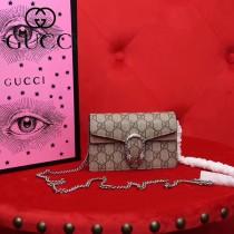 GUCCI-476432-8 Nano mini酒神包可拆卸當手包錢包多功能新款潮流女士單肩包