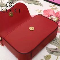 GUCCI-476804-2 秋冬新款個性虎頭搭配珍珠優雅大方珍珠單肩鏈條包