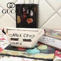 GUCCI-493869-3 西班牙少女藝術家合作楊冪蔡依林同款塗鴉腰包