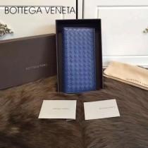 BV-0011-4 最新款簡單時尚內置拉鏈多卡位羊皮長款錢夾