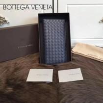 BV-0011-8 最新款簡單時尚內置拉鏈多卡位羊皮長款錢夾