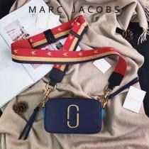 Marc Jacobs-001-9 宋佳趙麗穎同款Snapshot撞色復古金屬雙J扣D扣全新電鍍Logo相機包