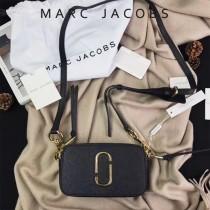 Marc Jacobs-001-12 宋佳趙麗穎同款Snapshot撞色復古金屬雙J扣D扣全新電鍍Logo相機包