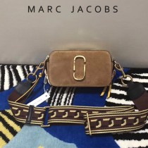 Marc Jacobs-004-2 秋冬新配色精緻小巧鹿皮款Snapshot相機包