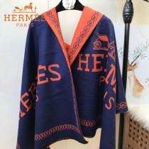 HERMES特價圍巾-0112-3 新款專櫃同步羊絨兩面用圍巾披肩