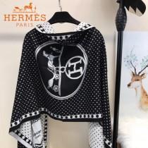 HERMES特價圍巾-0111 愛馬仕新款專櫃同步羊絨款雙面用圍巾披肩