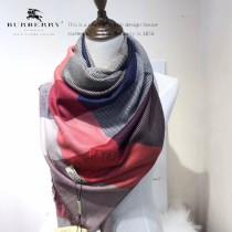 Burberry特價圍巾-001-2 巴寶莉紀念伊麗莎白女王二士勛章特備款圍巾