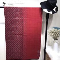 LV特價圍巾-119-3 兩面用最新款羊絨款圍巾披肩
