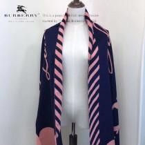 Burberry特價圍巾-003-3 新款時尚潮流羊絨款圍巾披肩