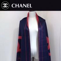 CHANEL特價圍巾-005 新款專櫃同步當紅款羊絨款雙面兩用圍巾披肩