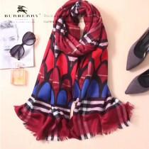 Burberry特價圍巾-005 專櫃同步英倫格子秋冬必備爆款羊絨款圍巾