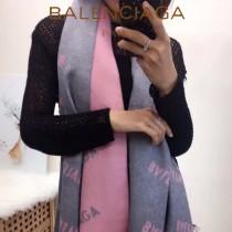 balenociaga特價圍巾-0002 秋冬新款水貂絨溫暖洋氣雙面可用質地大披肩