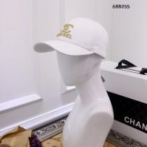 CHANEL帽子-688055 秋冬新款專櫃品質潮流爆款精緻刺繡可調節大小棒球帽鴨舌帽