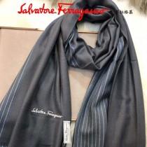 Ferragamo圍巾-01-2 經典英倫風男女通用頂級羊羔絨長款圍巾