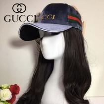 GUCCI帽子-6 古馳最新款高檔絨料時尚大方爆款棒球帽