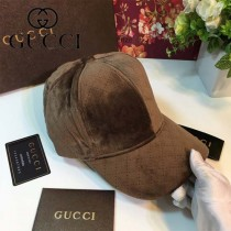 GUCCI帽子-8 秋冬最新款透氣性超好純手工製作金屬小蜜蜂高檔面料精緻棒球帽