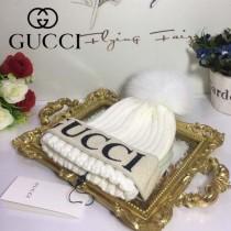 GUCCI帽子-10 秋冬最新款專櫃時尚大牌狐狸毛毛球秋冬必備毛線帽
