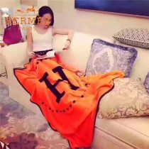 Hermes毛毯-2 愛馬仕女神款時尚潮流毛毯
