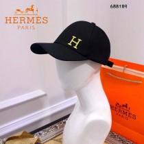 Hermes帽子-1-2 愛馬仕高級定制春夏經典高端品質棒球帽