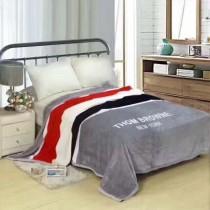 thom browne毛毯-1 原單尾貨TB合作款毛毯