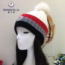 MONCLER帽子-2 2017年秋冬新款百搭混色柔軟帽子