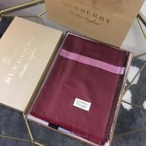 Burberry圍巾-026 巴寶莉專櫃新品Lightweight高山山羊絨格紋方巾圍巾