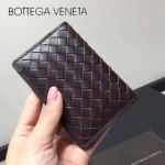 BV-273169-3 專櫃最新款歐洲原廠胎牛皮純手工編織零錢包卡片包