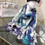 VALENTINO圍巾-02-2 華倫天奴秋冬保暖新款原單絲羊絨長款圍巾