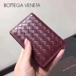 BV-2731690-2 專櫃最新款歐洲原廠胎牛皮純手工編織零錢包卡片包
