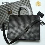BV-V98001 官網最新款編織胎牛皮典雅時尚公文包
