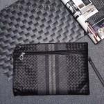BV-V65359 進口胎牛皮刺繡款新色大號信封包手拿包